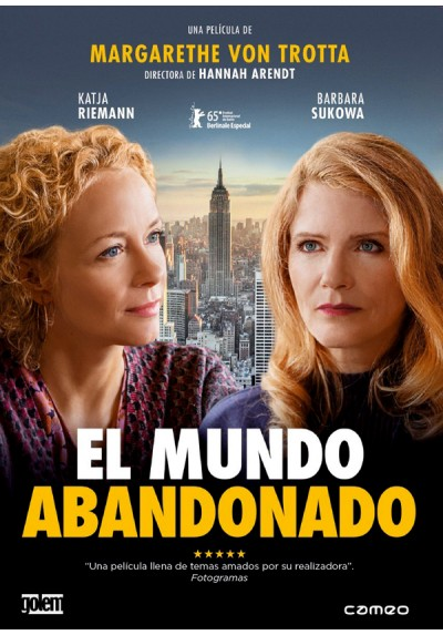 El mundo abandonado (Die abhandene Welt) (The Misplaced World)