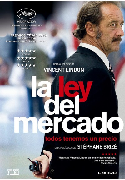La ley del mercado (La loi du marché) (The Measure of a Man)