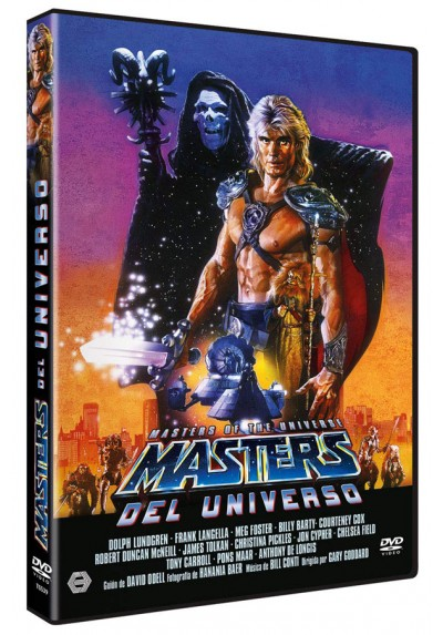 copy of Masters Del Universo (Masters Of The Universe)