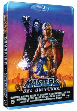 Masters Del Universo (Blu-Ray) (Masters Of The Universe)