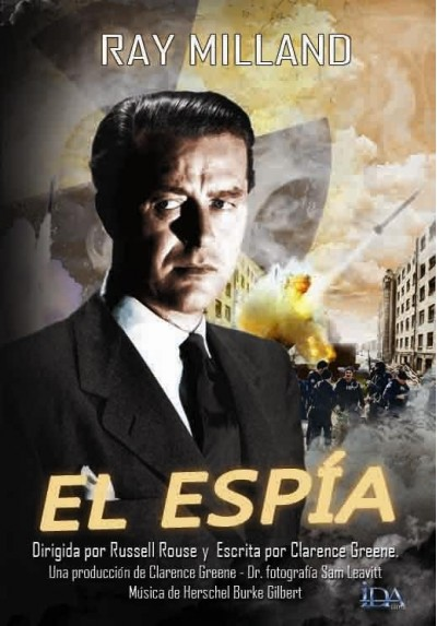 El Espía (The Thief)