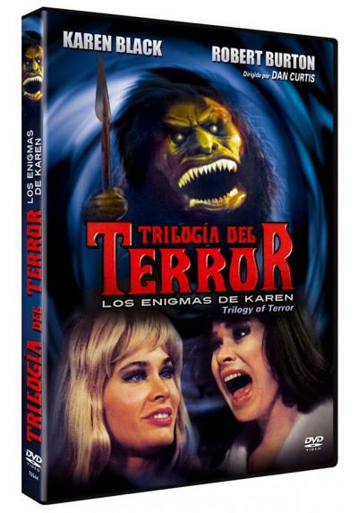 Trilogía del terror (Los enigmas de Karen) (Trilogy of Terror)
