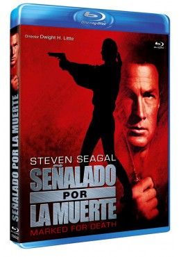 Señalado por la muerte (Blu-ray) (Marked for Death)