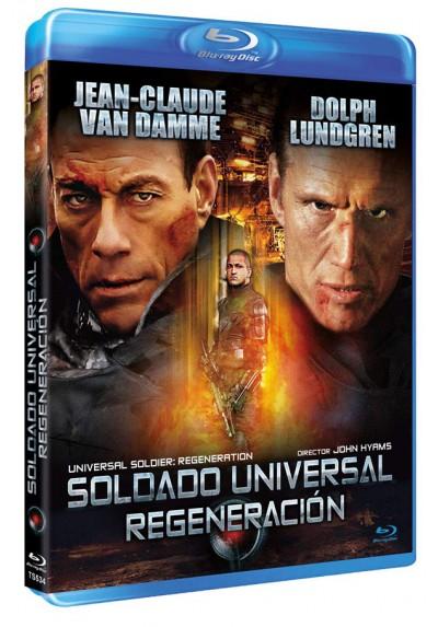 Soldado universal: Regeneración (Blu-ray) (Universal Soldier: Regeneration) (Universal Soldier 3)