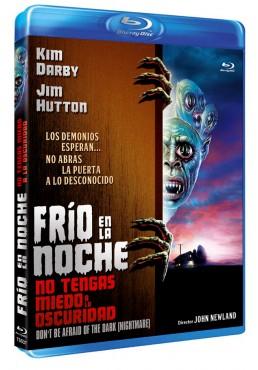 Frío en la noche (Blu-ray) (Don't Be Afraid of the Dark) (Nightmare)