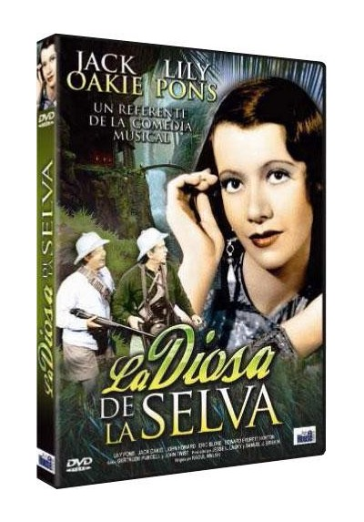 La Diosa de la Selva (Hitting a New High)