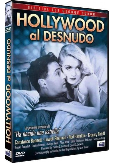 Hollywood al Desnudo (What Price Hollywood?)