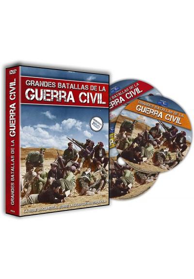 Grandes Batallas de la Guerra Civil Española