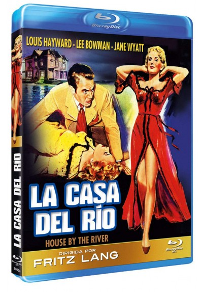 La casa del río (Bd-r) (Blu-ray) (House by the River)