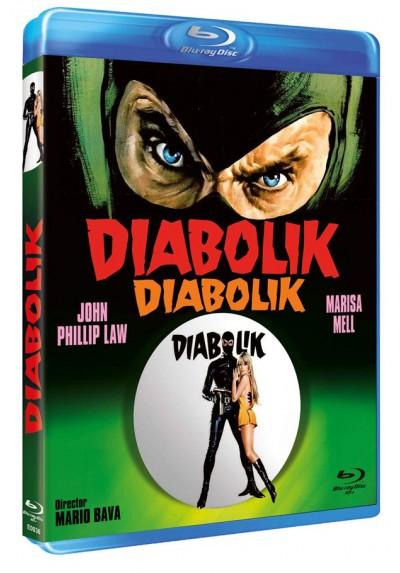 Diabolik (Bd-r) (Blu-ray) (Danger: Diabolik)