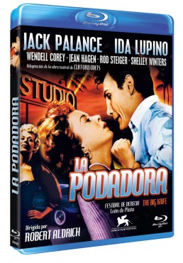 La podadora (El gran cuchillo) (Bd-r) (Blu-ray) (The Big Knife)