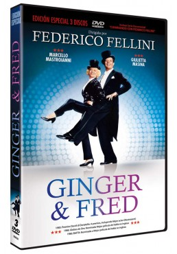 Ginger & Fred - Ed. Coleccionista
