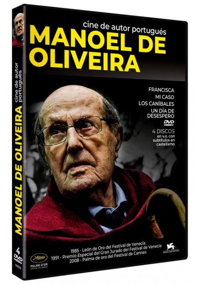 Pack Manoel De Oliveira (V.O.S)