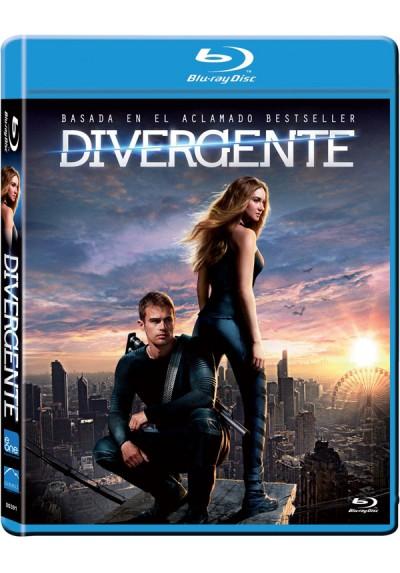 Divergente (Blu-ray) (Divergent)