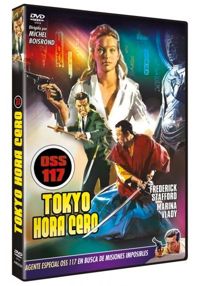 Tokyo hora cero (O.S.S. 117) (Dvd-R) (A tout coeur à Tokyo pour O.S.S. 117)