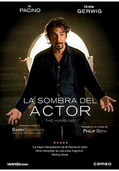 La sombra del actor (The Humbling)