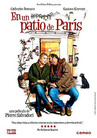 En un patio de París (Dans la cour) (In the Courtyard)