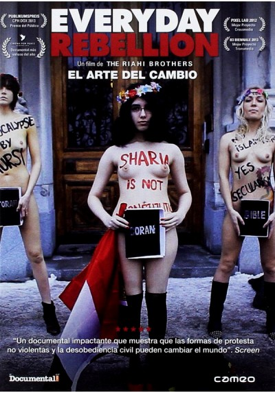 Everyday Rebellion: El arte del cambio