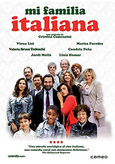 Mi familia italiana (Latin Lover)