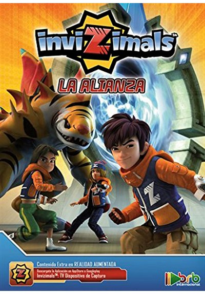 Invizimals: La alianza (Invizimals: The Alliance)