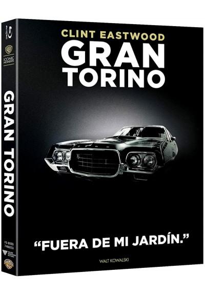 Gran Torino - Ed. Iconic (Blu-Ray)