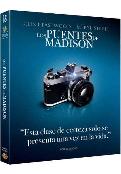 Los Puentes De Madison - Ed. Iconic (Blu-Ray) (The Bridges Of Madison County)