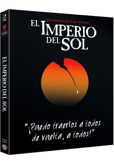 El imperio del sol - Ed. Iconic (Blu-ray) (Empire of the Sun)