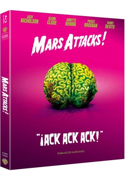 Mars Attacks! - Ed. Iconic (Blu-ray)