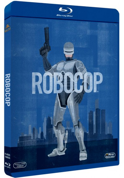 Robocop - Ed. remasterizada (Blu-Ray)