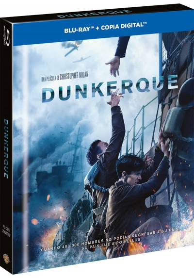 Dunkerque - Digibook (Blu-ray)