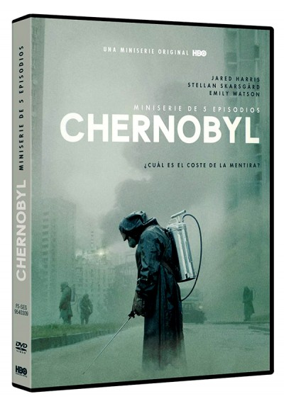 copy of Chernobyl (Miniserie de TV) (Blu-ray)