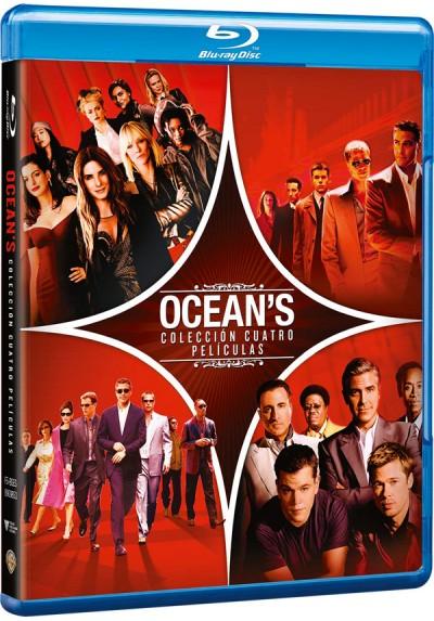 Ocean'S Colección (Blu-Ray)