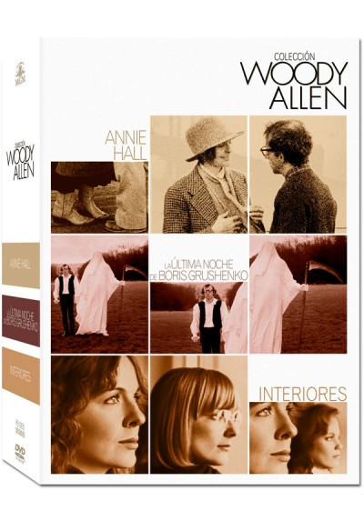 Pack Woody Allen - Volumen 1