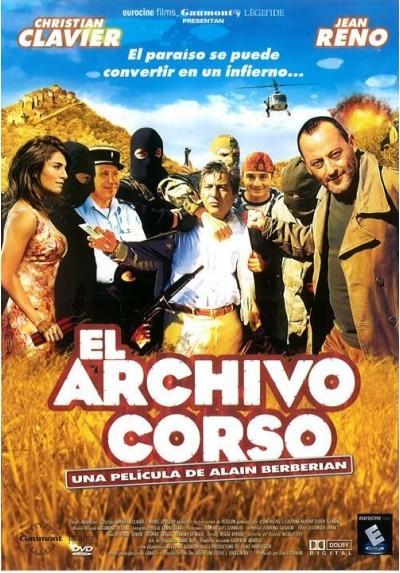 El Archivo Corso (L'Enquête corse)
