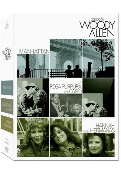 Pack Woody Allen - Volumen 2