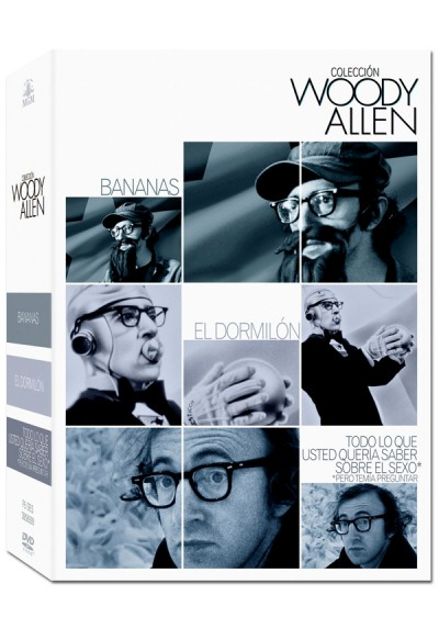 Pack Woody Allen - Volumen 3
