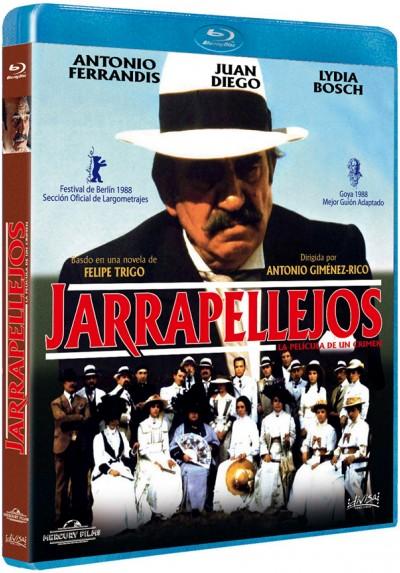 Jarrapellejos (Blu-ray)