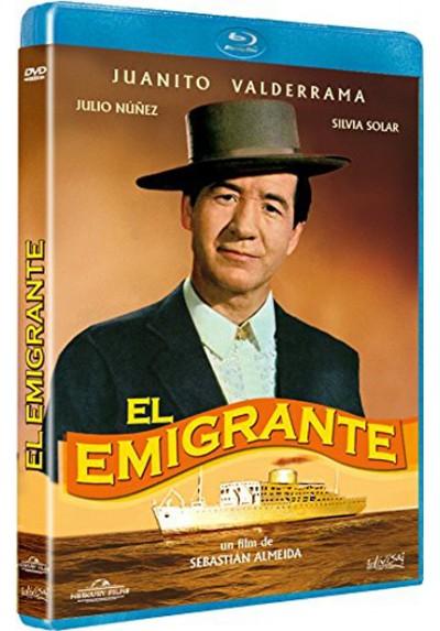 El emigrante (Blu-ray)