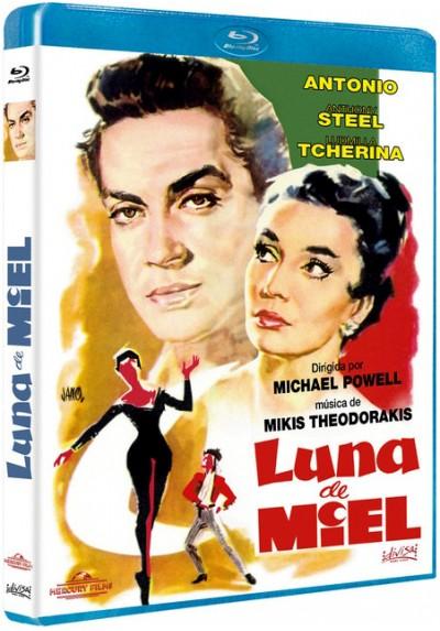 Luna de miel (Blu-ray) (Honeymoon)