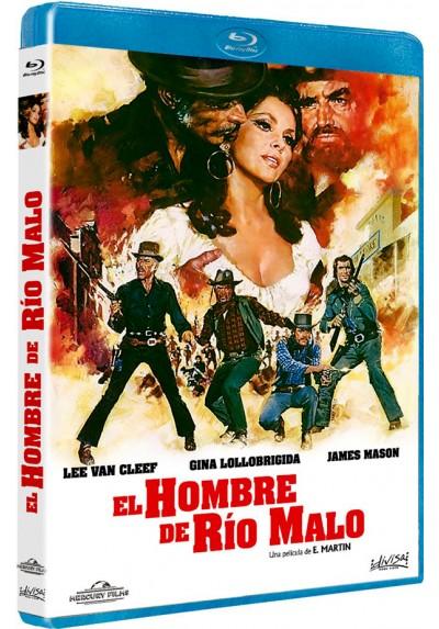 El hombre de Río Malo (Blu-ray) (Bad Man's River)