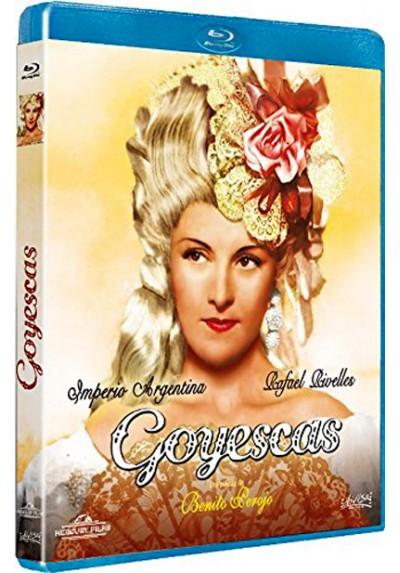 Goyescas (Blu-ray)