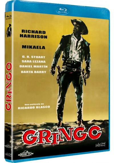 Gringo (Blu-ray) (Duello nel Texas)