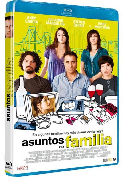 Asuntos de familia (Blu-ray) (City Island)