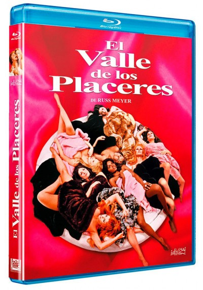 El valle de los placeres (Blu-ray) (Beyond the Valley of the Dolls)