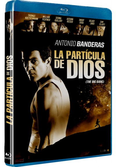La partícula de Dios (Blu-ray) (The Big Bang)