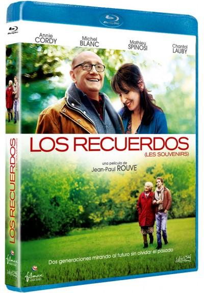 Los recuerdos (Blu-ray) (Les souvenirs)