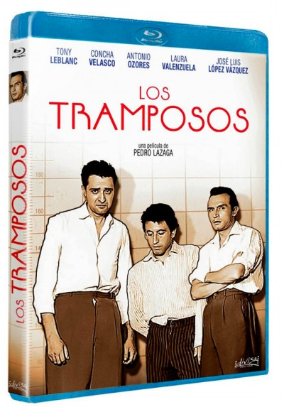 Los tramposos (Blu-ray)