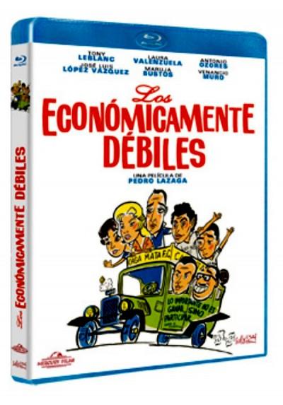 Los económicamente débiles (Blu-ray)