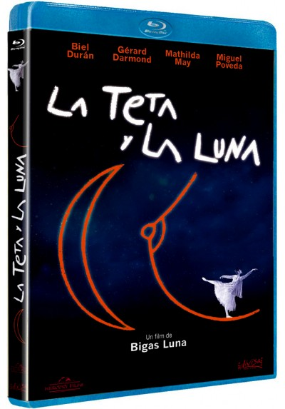 La teta y la luna (Blu-ray)
