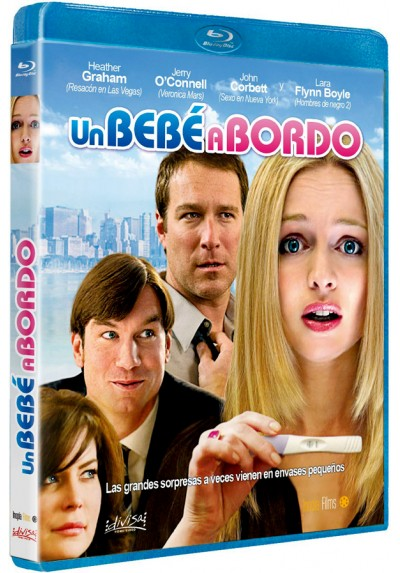 Un bebé a bordo (Blu-ray) (Baby on Board)